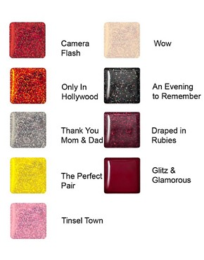 Image 2 ofRed Carpet Manicure Gel Polish - Glitters