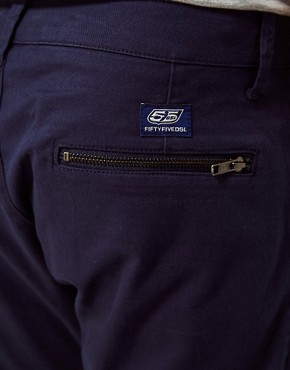Image 3 of55DSL Chinos Prowler Slim Tapered Fit