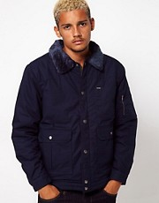 Brixton Menace Flight Jacket