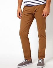 Bellfield Chino With Twisted Seam