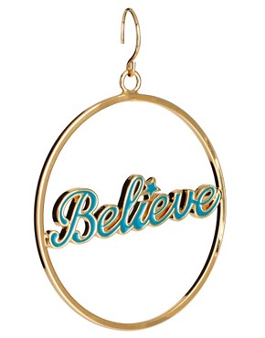 Image 3 ofDisney Couture Believe Earrings