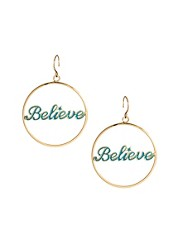 Disney Couture Believe Earrings