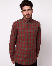 Polo Ralph Lauren Shirt in Custom Fit Tartan Check