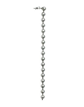 Image 3 ofLimited Edition Ball Chain Drop Earrings