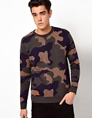 Rock &amp; Revival Sweat Camo