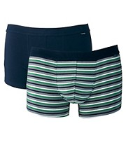Esprit 2-Pack Stripe Trunks