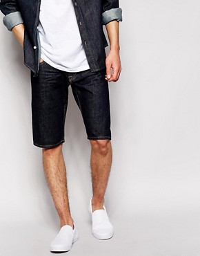 Quiksilver Shorts in Rinse Denim