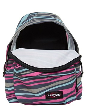 Image 4 ofEastpak Animal Print Authentic Backpak