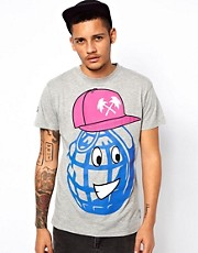 Trainerspotter T-Shirt Exclusive To Asos Yo Grenade