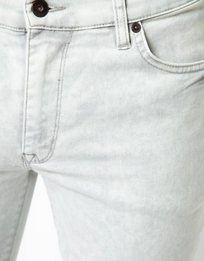 Image 4 ofASOS Washed Super Skinny Jeans