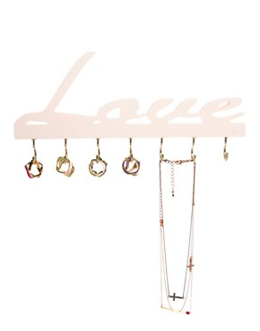 Image 3 ofASOS Love Jewellery Hooks