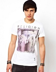 Religion Rule Britannia T-Shirt