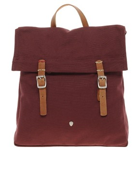 Image 1 ofBen Sherman Plectrum Canvas Backpack