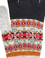 Image 2 ofPaul Smith Fairisle Long Gloves