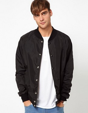 Image 1 ofAmerican Apparel Bomber Jacket