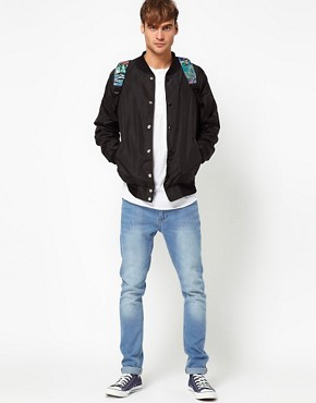 Image 4 ofAmerican Apparel Bomber Jacket