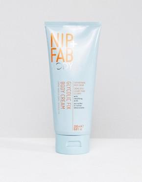NIP+FAB Glycolic Fix Body Cream 200ml