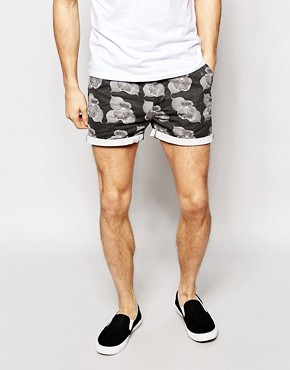 ASOS Chino Shorts In Short Length