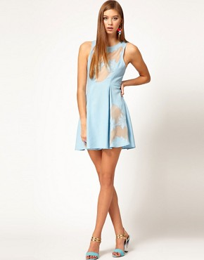 Image 4 of Alice McCall Western Insert Ice Skating Dress