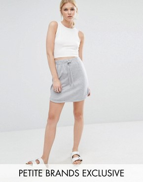 Missguided Petite Exclusive Skirt Co-Ord