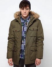 Parka con capucha Greenland de Selected