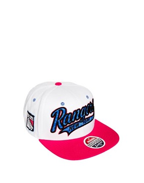 Image 2 ofZephyr Rangers Swoop Two Tone Snapback Cap