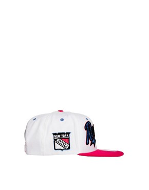 Image 4 ofZephyr Rangers Swoop Two Tone Snapback Cap