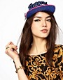 Image 1 ofZephyr Rangers Swoop Two Tone Snapback Cap