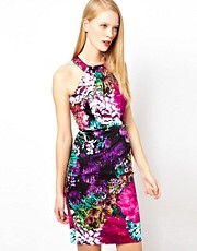 Coast Gardinia Printed Dress