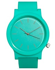 Komono Rubber Seafoam Watch