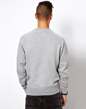 Image 2 ofComme Des F Down Sweatshirt