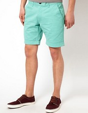 Selected  Chino-Shorts
