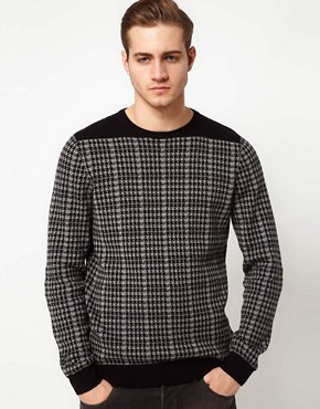 Image 1 of Esprit Dogtooth Jumper