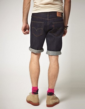 Bild 2 von Levi&#39;s  511  Eng geschnittene Shorts