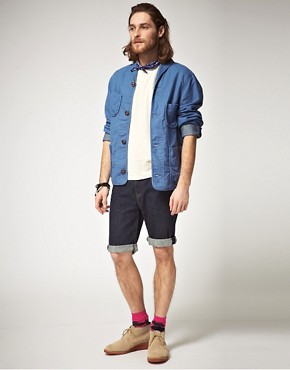 Bild 4 von Levi&#39;s  511  Eng geschnittene Shorts