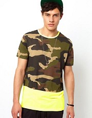 Blood Brother - Core - T-shirt fluo