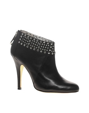 Image 1 ofTed Baker Leather Shoe Boot With Stud Detail