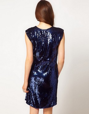 Image 2 ofADAM By Adam Lippes Sequin Dress