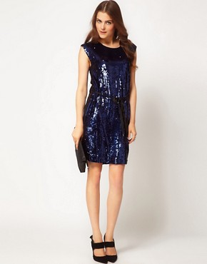 Image 4 ofADAM By Adam Lippes Sequin Dress