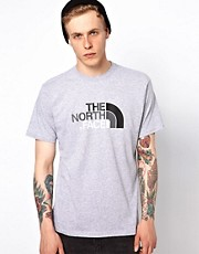 The North Face T-Shirt with Logo Print