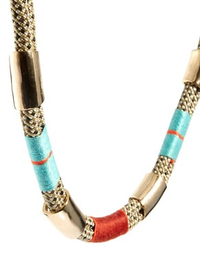 Image 4 ofOrly Genger By Jaclyn Mayer Salaka Necklace