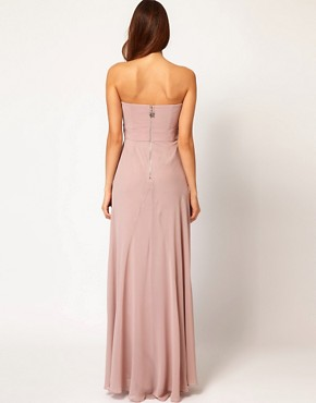 Image 2 ofLipsy VIP Thigh Split Maxi Dress