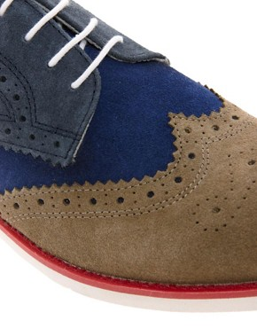 Image 2 ofASOS Brogues With Micro Sole