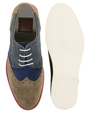 Image 3 ofASOS Brogues With Micro Sole