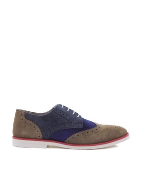 Image 4 ofASOS Brogues With Micro Sole