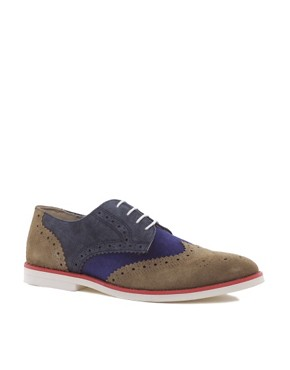 Image 1 ofASOS Brogues With Micro Sole