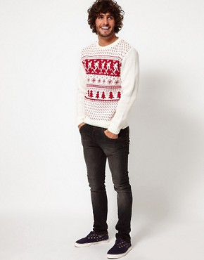 Image 4 ofRiver Island Christmas Jumper