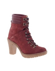 Botas de ante Dean de Pieces