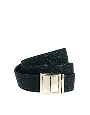 French Connection Lurex Waisted Belt