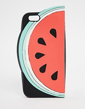 Skinny Dip Watermelon iPhone 6 Case